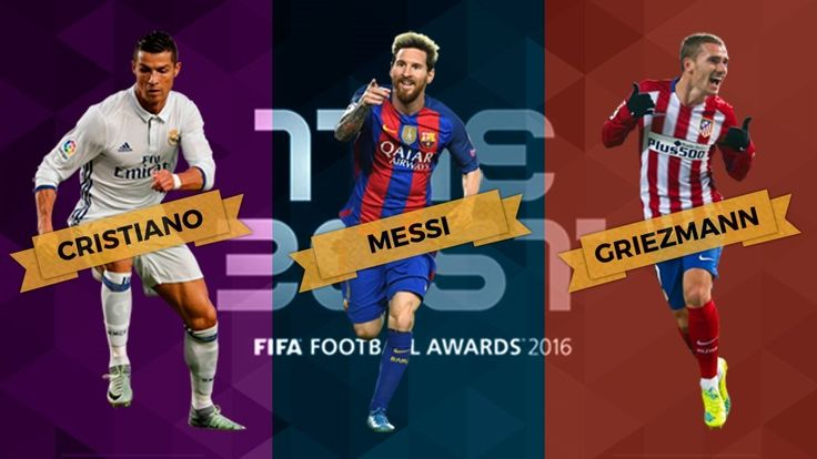 Premios The Best FIFA: Cristiano, Messi y Griezmann, finalistas de 'The Best' | Marca.com