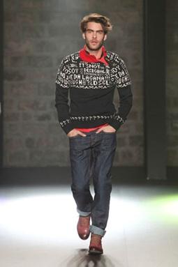 Moda para Hombre: Desigual - Ropa para Hombre en la Temporada Otoño Invierno 2012 2013 - Madrid