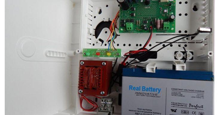 Εξωτερικό τροφοδοτικό backup 12V/2.5A σε πλαστικό κουτί   Εξωτερικό τροφοδοτικό backup 12V/2.5A σε πλαστικό κουτί για σύστημα συναγερμού ή CCTV Δέχεται μπαταρία μέχρι 12V/7Ah Ενδεικτικά LED σωστής λειτουργίας