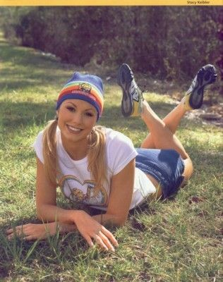 Stacy Keibler poster, m