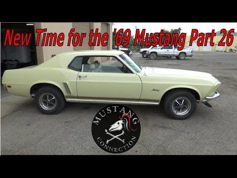 1969 Mustang Restoration New Time for the New Lime part 26 Mustang Conne...