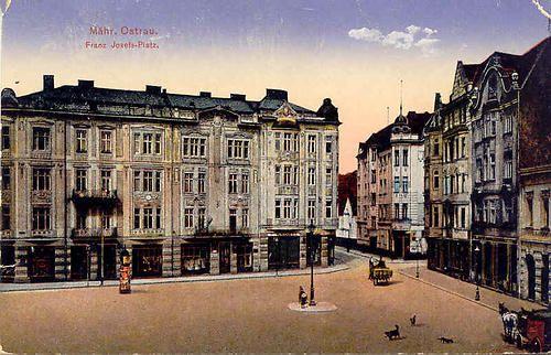 Ostrava, Jiráskovo náměstí