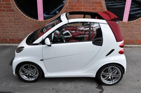 Brabus mercedes benz smart 451 cars pinterest benz for Smart car mercedes benz
