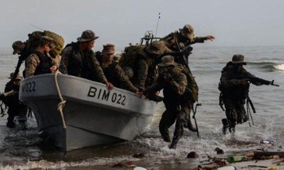 ABD Venezuela yakınlarında askeri tatbikata başladı!