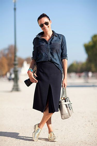 50 More of the Most Stylish Women: Garance Dore