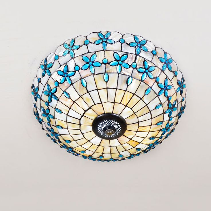 Cheap light tulip, Buy Quality light doppler directly from China light grey bridesmaid dresses Suppliers: 	Mediterranean shell crystal stained glass tiffany style lilac Ceiling lights 40 50 60cm. E27 LED bulbs suspension lamp