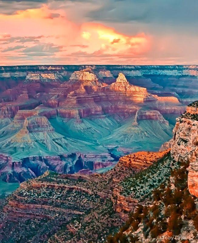 Grand Canyon Sunset, Arizona | Call Lisa Franz, Realtor with West USA Realty. www.lisafranz.com