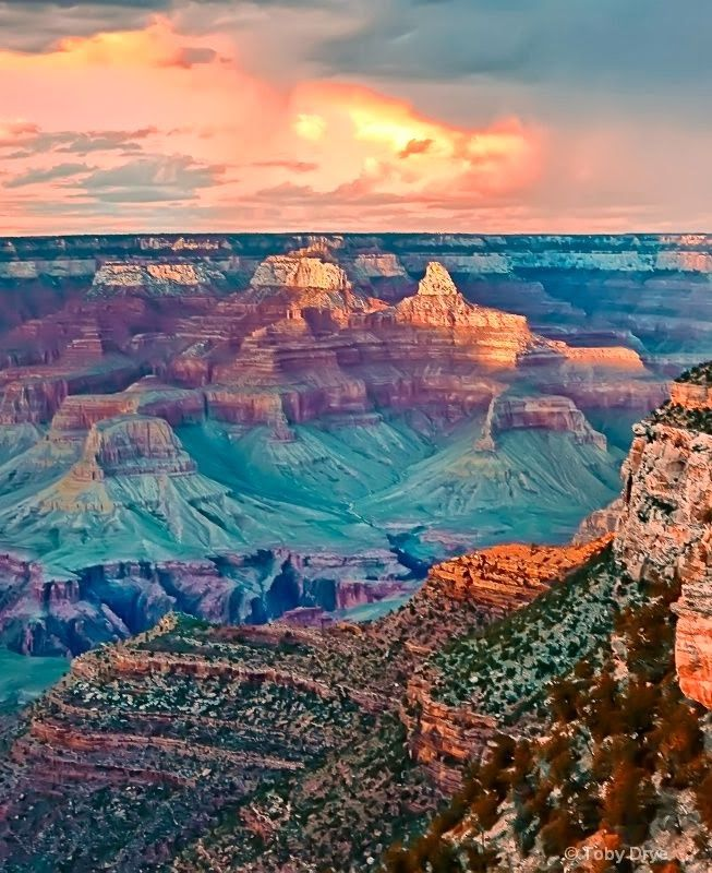 Grand Canyon Sunset, Arizona | Call Lisa Franz, Realtor with West USA Realty. www.lisafranz.com