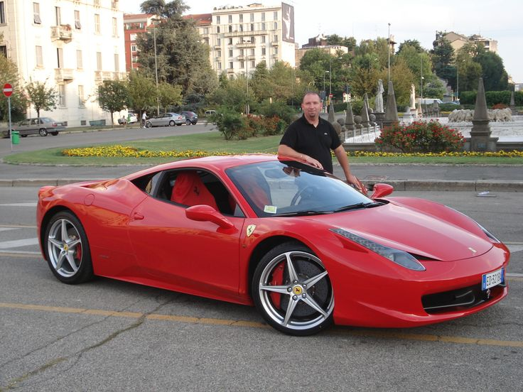 Ferrari 458 Italia  Claudio.............................  by: www.01a-teamservice.com