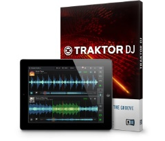 TRAKTOR DJ is the world's first professional DJ software for iOS. Use familiar hand gestures to perform powerful, truly hands-on sets on your iPad.