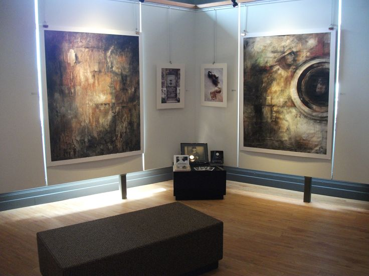 Drawings between 2005 and 2008, at Leamington Arts Centre Gallery, May - June 2014 exhibit.