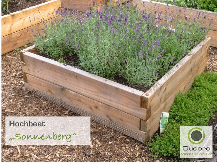17 best ideas about hochbeet lärche on pinterest   pflanzengefäß, Garten und Bauen