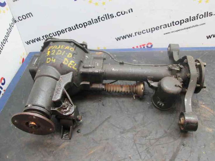 Recuperauto Palafolls le ofrece en stock este diferencial delantero de Mitsubishi Montero (V60/V70) 3.2 DI-D CAT   0.00 - ... con referencia MR453792. Si necesita alguna información adicional, o quiere contactar con nosotros, visite nuestra web: http://www.recuperautopalafolls.com/