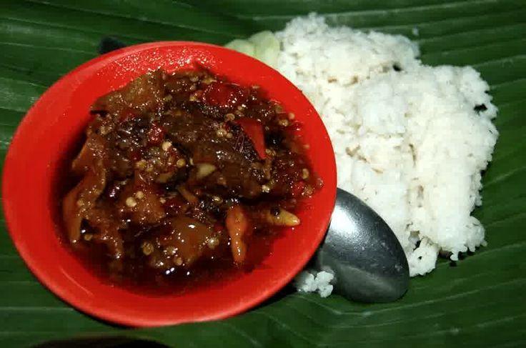 Tongseng Kelelawar Mencoba Kuliner Extrim Khas Yogyakarta - Kuliner Yogyakarta
