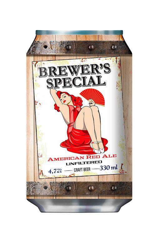 Brewer´s Special, 5 €. Saimaan juomatehtaan Brewer's Special -oluet IPA ja American Red Ale 4,7 % kampanjahintaan. Norm. 6,50 €. BRUUVERI, 1. KRS