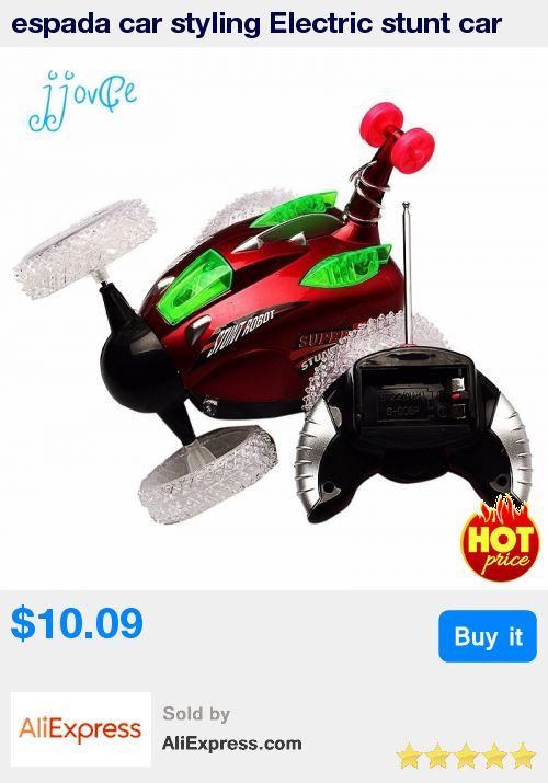 espada car styling Electric stunt car remote control wingover dump-car boy toy LED LIGHTS 85816 kids toys for children * Pub Date: 02:44 Jul 6 2017