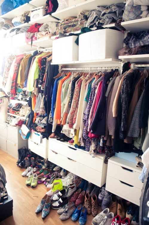 117 Best Closets Images On Pinterest | Dresser, Cabinets And Closet Space