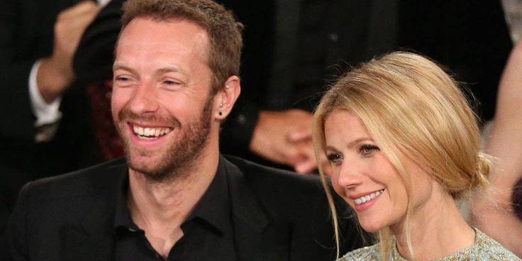 Gwyneth Paltrow and Chris Martin Spend Valentine's Day Together  - HarpersBAZAAR.com