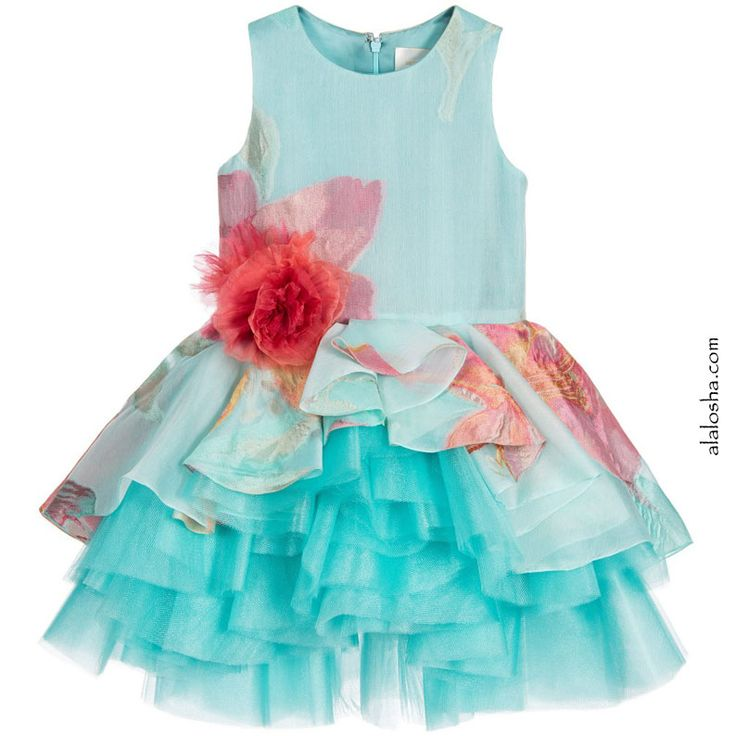 Since the brand was established in 2009, Mischka Aoki has become one of the leading luxury dress designers for children. Each unique design...