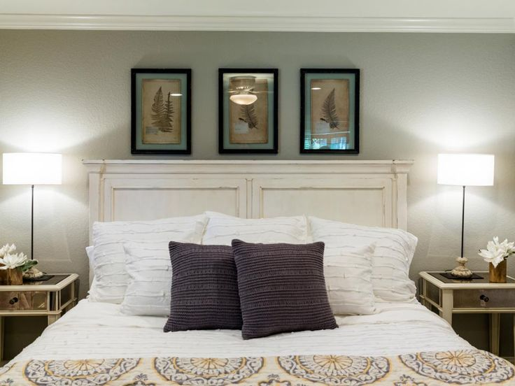 The accessories in this master bedroom designed by fixer for Joanna gaines bedroom designs