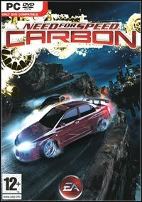 Need for Speed Carbon (PC) okładka