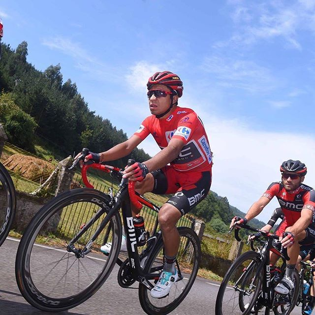 Darwin Atapuma will be back in the LV2016 red jersey on stage 6 @tdwsport