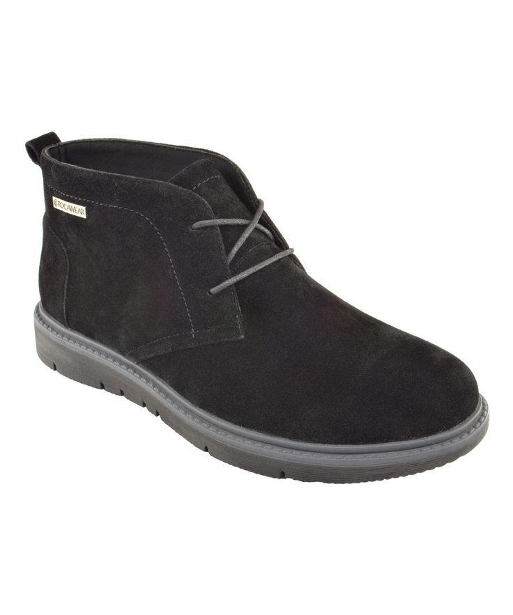 Black Chukka Boot - Men