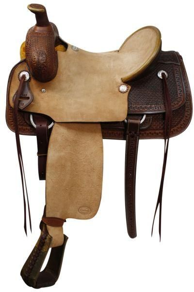 16 / Dark additional holes can be added to stirrup leathers**