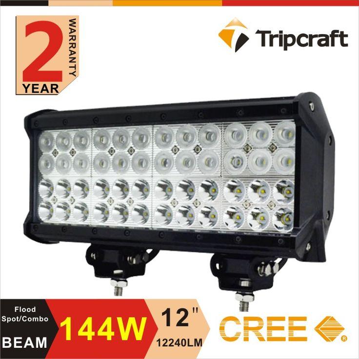 quad row 36w 72w 108w 144w 216w 12V 24V offroad rigid led light bar