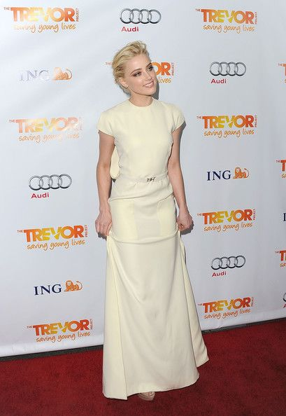 Amber Heard Photos: The Trevor Project's 2011 Trevor Live! - Arrivals