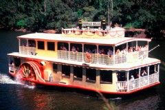 Nepean Belle Paddlewheeler & Penrith Platypus Cruises - Penrith NS.W Australia