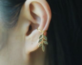 EarringsCartilage EarringsEarcuffCriss CrossBohoFake