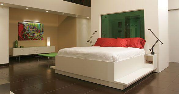 Nip tuck shower master bedroom