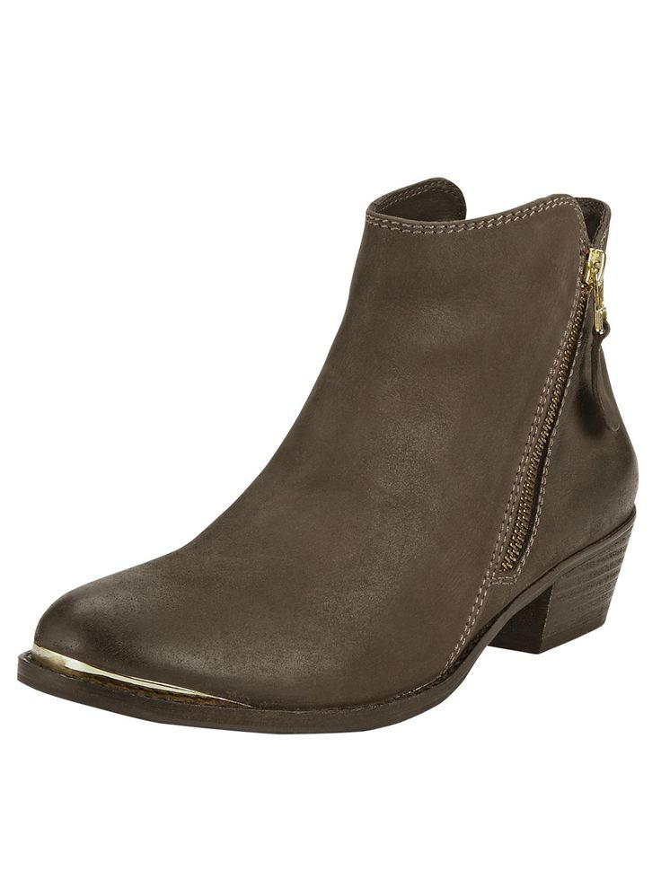 Moda In Pelle Besty Leather Ankle Boots | very.co.uk