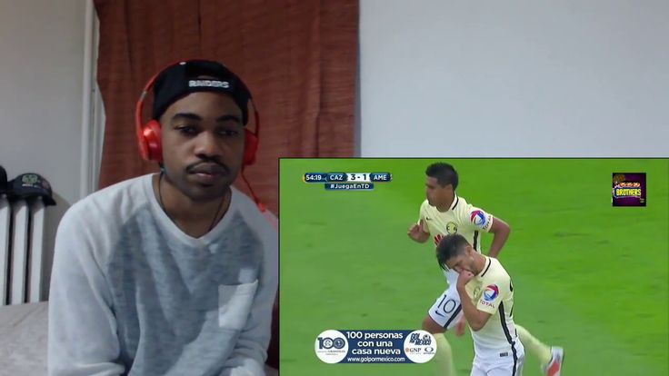 Cruz Azul vs América 3-4 2016 Reaction!!