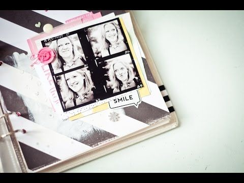 Would you like to know why I scrapbook? Watch this video by Suse Fish. It speaks my heart perfectly.