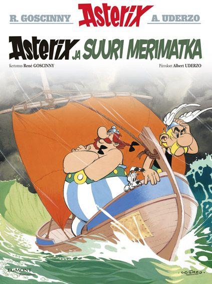 Asterix ja suuri merimatka