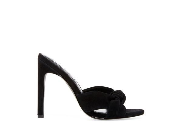 937a87a18f7 Antonella black suede in 2019 | ****Summer 2019 Wants | Steve madden ...