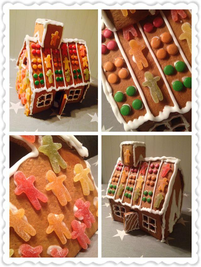 Gingerbread - house  Pepperkakehus - 2013