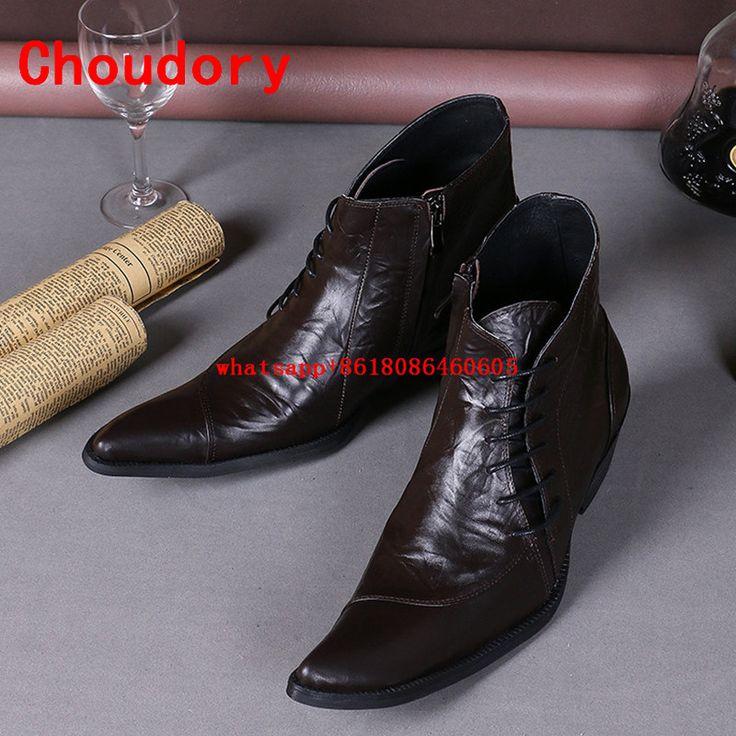 Choudory-Chaussure-homme-haute-chelsea-bottes-militaires-chaussures-hommes-chaussures-grandes-tailles-cowboy-bottes-font-b.jpg (800×800)