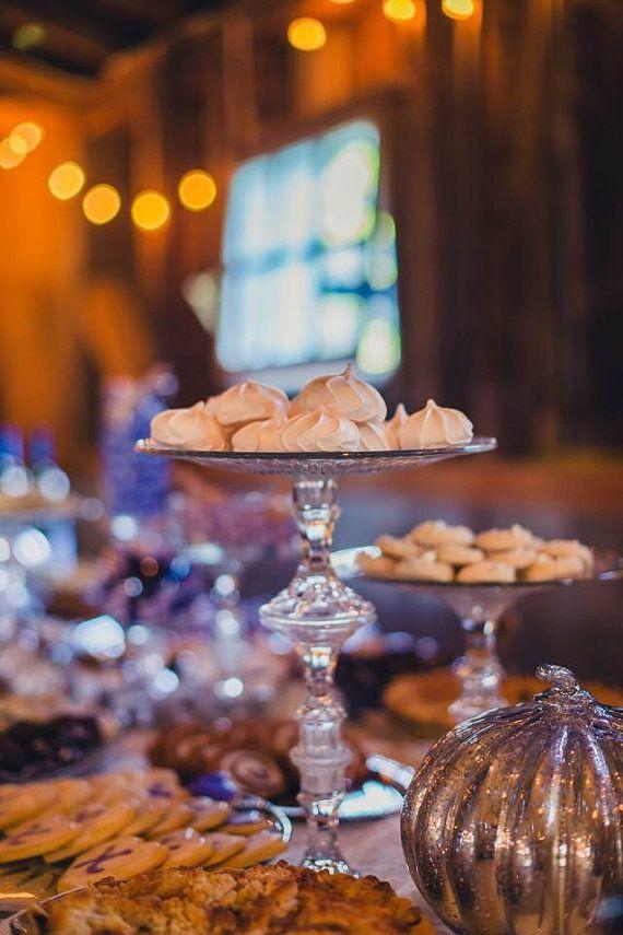 Supports à gâteaux de verre clair, mariage, assiette de gâteau de mariage, gâteau de mariage socle, Cupcake piédestal