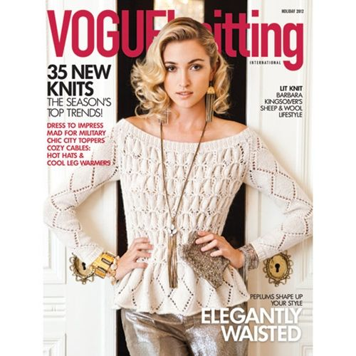 Holiday 2012 | Vogue knitting