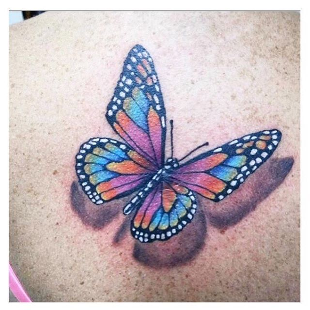 113 Gorgeous Butterfly Tattoos That You Must See! | Tattoos Beautiful