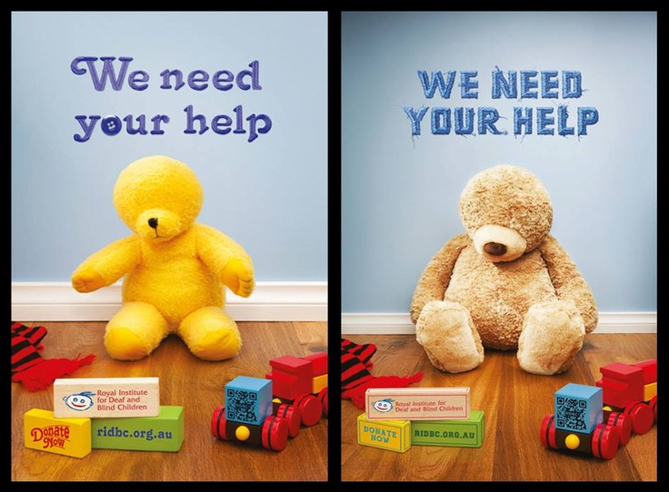 We need your help | Print Ads | Pinterest