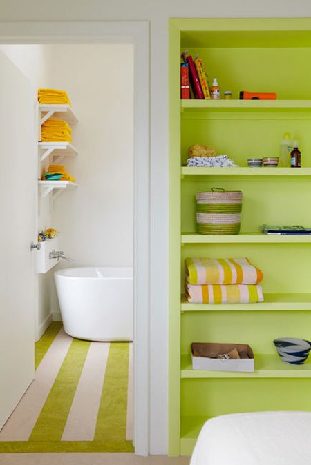 196 best images about Colorful Bathrooms on Pinterest