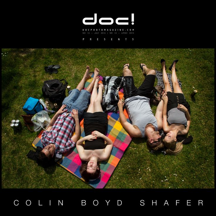 "doc! photo magazine presents: ""The Picnic"" by Colin Boyd Shafer, #13, pp. 203-223"