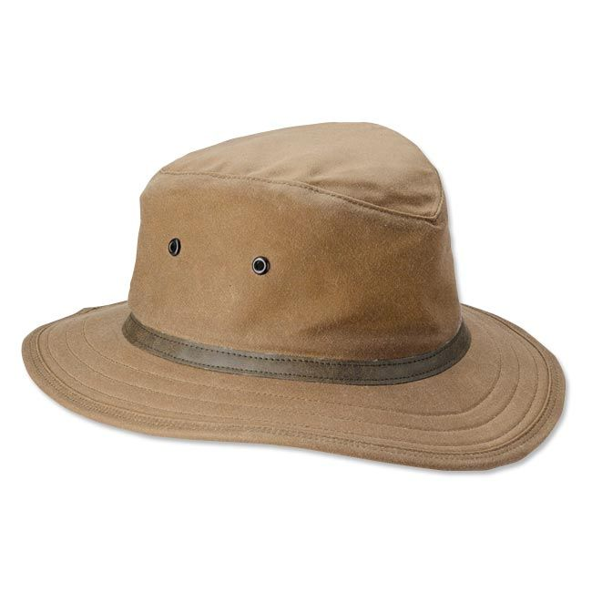 Just Found This Mens Waxed Cotton Hat Cape Flattery