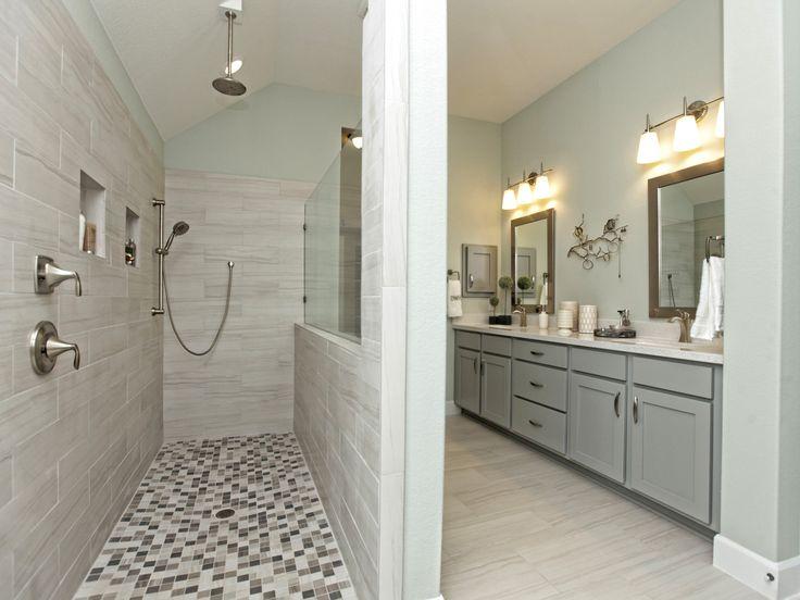 17 Best Ideas About Master Bedroom Bathroom On Pinterest