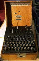 Enigma machine. The story behind breaking Germany's Enigma Code.