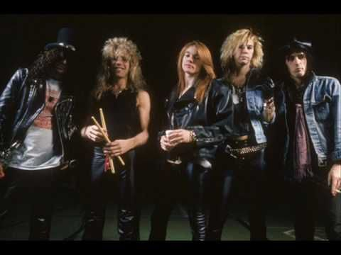 Guns N Roses Cats In The Cradle Video